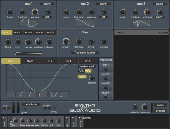 Guda Audio SynthR v1.2 x86 x64