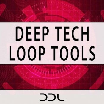 Сэмплы Deep Data Loops Deep Tech Loop Tools