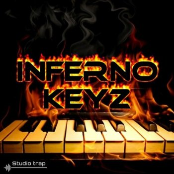 Сэмплы Studio Trap INFERNO KEYZ