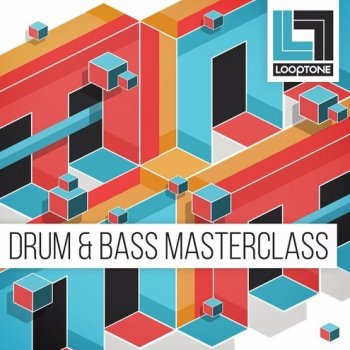 Сэмплы Looptone Drum and Bass Masterclass