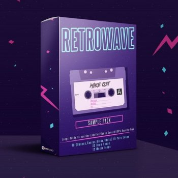 Сэмплы OSTAudio Retrowave Cassette Tape