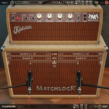 Kuassa Amplification Matchlock v1.0.0 x86 x64