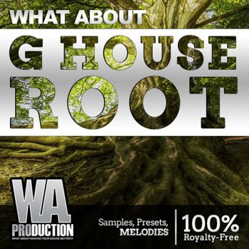 Сэмплы W.A.Production G House Root