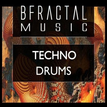Сэмплы BFractal Music Techno Drums