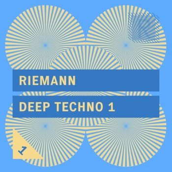 Сэмплы Riemann Kollektion Riemann Deep Techno 1