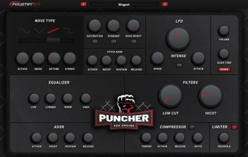 Industrykits Puncher 808 Engine VST v1.0 x86 x64