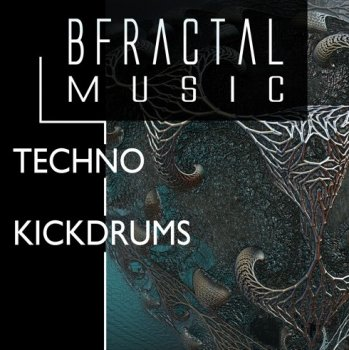 Сэмплы BFractal Music Techno KickDrums