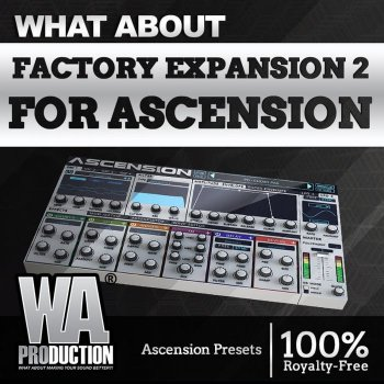 Пресеты W.A.Production Factory Expansion 2 For Ascension
