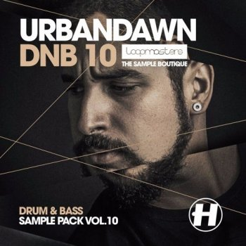 Сэмплы Loopmasters Urbandawn Drum and Bass Vol.10