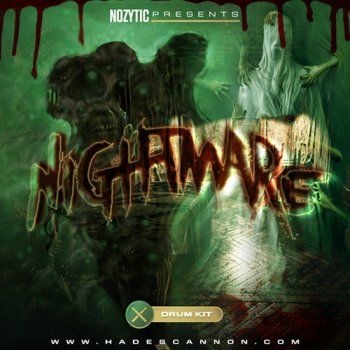Сэмплы Nozytic Nightmare DrumKit