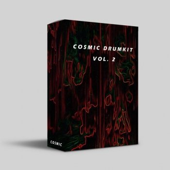 Сэмплы Cosmic's Drum Kit Vol. 2