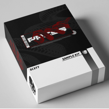 Сэмплы SCXTT PRESS Sample Kit