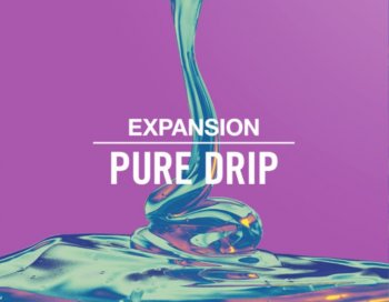 Native Instruments Pure Drip Expansion v1.0.0 (Maschine 2)