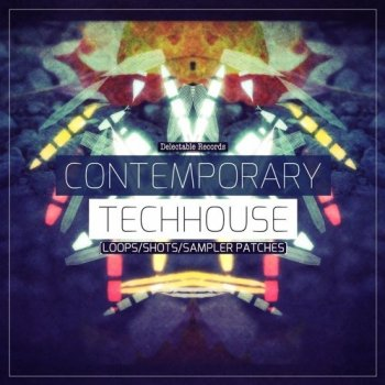 Сэмплы Delectable Records Contemporary Tech House