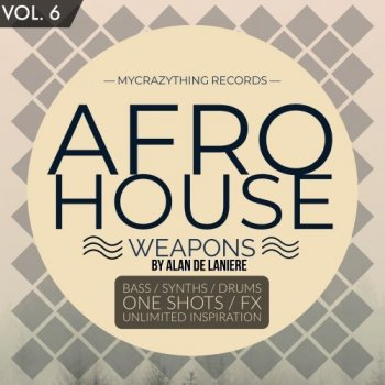 Сэмплы Mycrazything Records Afro House Weapons 6
