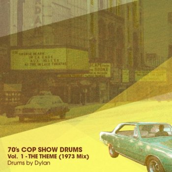 Сэмплы Dylan Wissing 70's COP SHOW DRUMS Vol. 1 The Theme 1973 Mix