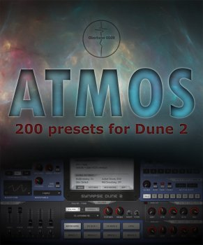 Пресеты Oberheim8000 - Atmos for Dune 2