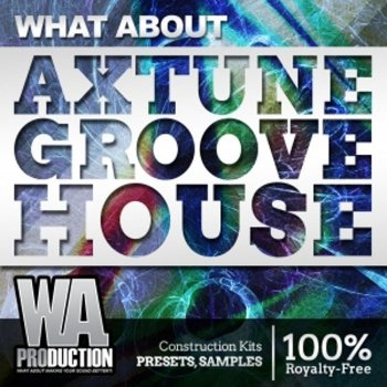 Сэмплы W A Production Axtune Groove House