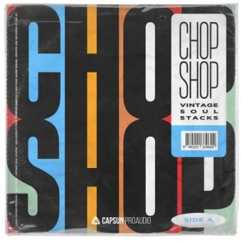 Сэмплы Capsun ProAudio Chop Shop: Vintage Soul Stacks