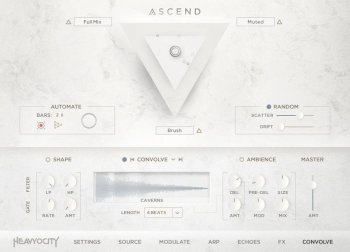 Библиотека сэмплов - Heavyocity ASCEND Modern Grand (KONTAKT)