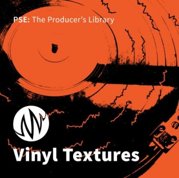 Сэмплы Splice PSE: The Producer's Library Vinyl Textures