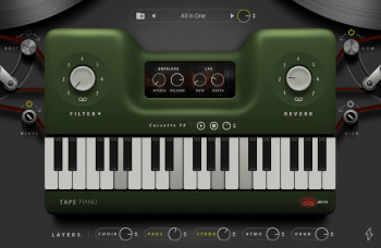 Thenatan Tape Piano VST v1.0 x64