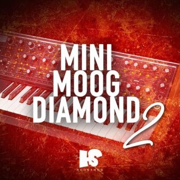 Сэмплы HOOKSHOW Mini Moog Diamond 2