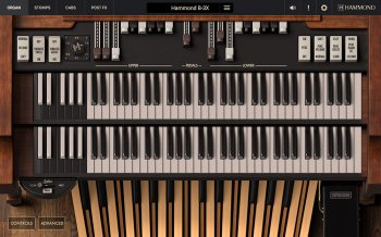 IK Multimedia Hammond B-3X v1.1.0 x64