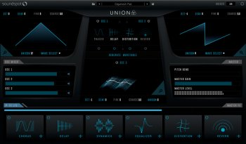 SoundSpot Union v1.0.3 x86 x64