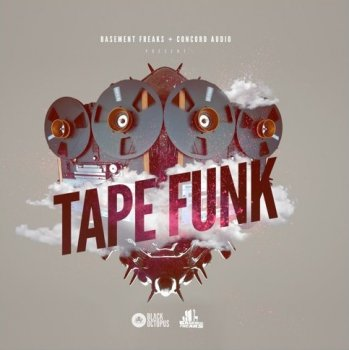 Сэмплы Black Octopus Sound Tape Funk by Basement Freaks