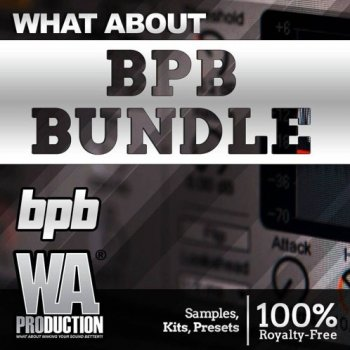 Сэмплы W.A. Production BPB Bundle Future Bass Pop Synthwave
