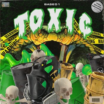 Сэмплы Based1 Toxic Drum Kit