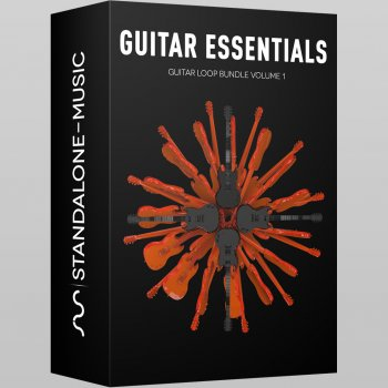 Сэмплы гитары - Standalone-Music - Guitar Essentials Vol. 1