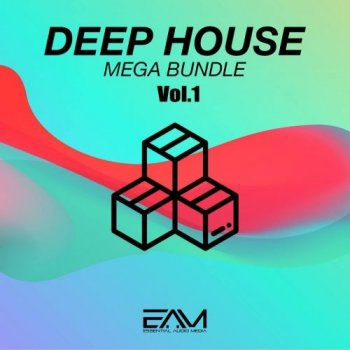Сэмплы Essential Audio Media - Deep House Mega Bundle Vol 1