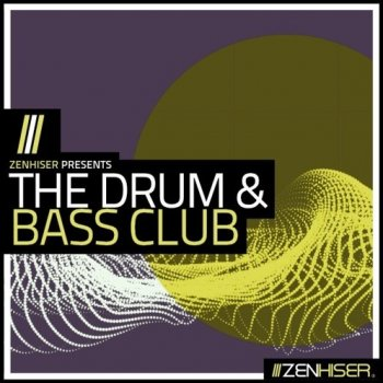 Сэмплы Zenhiser The Drum and Bass Club