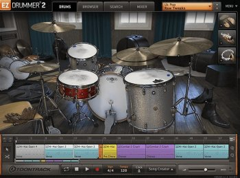 Toontrack UK Pop EZX v1.0.0