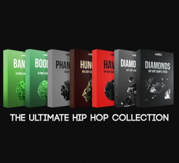 Сэмплы Cymatics The Ultimate Hip Hop Collection