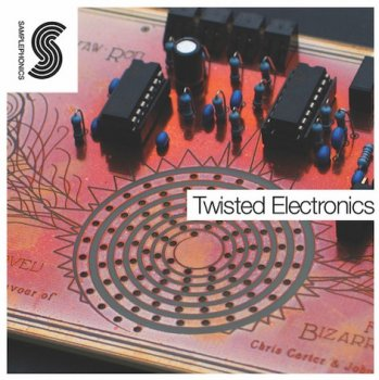 Сэмплы Samplephonics Twisted Electronics