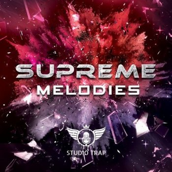 Сэмплы Studio Trap Supreme Melodies