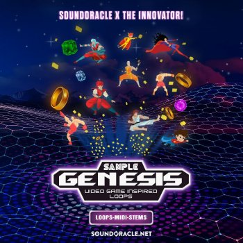 Сэмплы Sound Oracle Sound Kits Sample Genesis (Deluxe Edition)