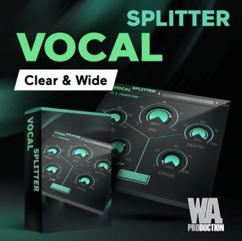 W.A. Production Vocal Splitter v1.0.0 x86 x64