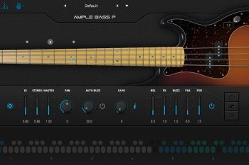 Ample Sound Ample Bass P v3.0.0 x64