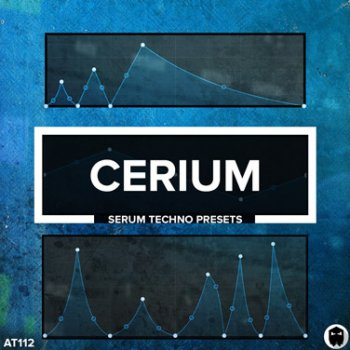 Пресеты Audiotent Cerium Serum Techno Presets