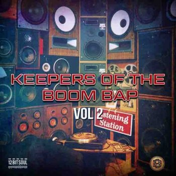 Сэмплы Divided Souls 12 Bit Soul-Keepers of the Boom Bap Volume 2