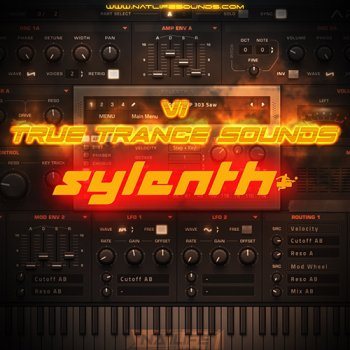 Пресеты NatLife True Trance Sounds V1 for Sylenth1