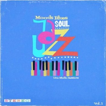 Сэмплы Patchbanks Moods Blues Soul Jazz Vol.1