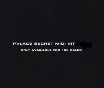 MIDI файлы - Pvlace Secret MIDI Kit Vol.3