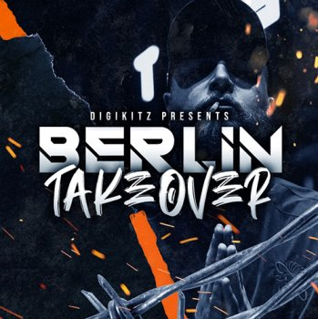 Сэмплы Digikitz Berlin Takeover
