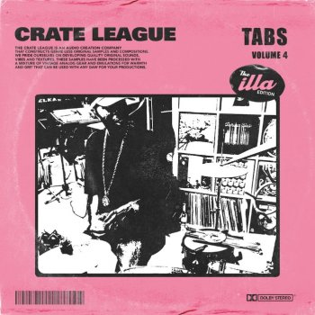 Сэмплы The Crate League - Tabs Vol. 4 The Illa Edition