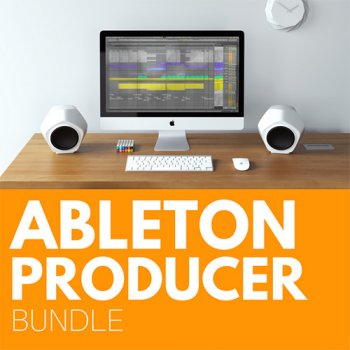 Сэмплы и проекты - Pro Music Producers Ableton Producer Bundle